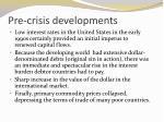 pre crisis developments2