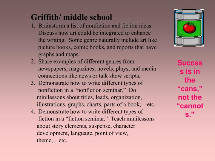 Griffith/ middle school