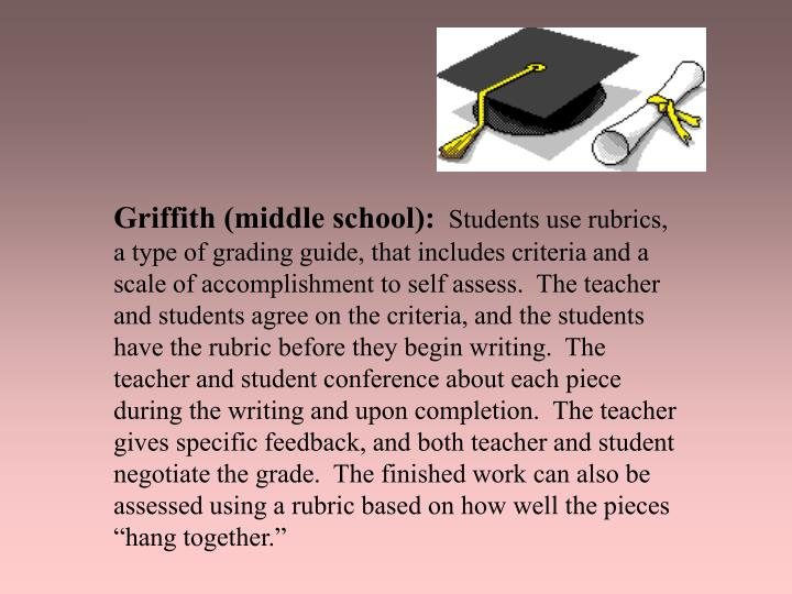 Griffith (middle school):