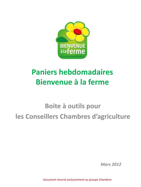 d19d0c12bd2 PPT - Paniers hebdomadaires Bienvenue à la ferme PowerPoint ...