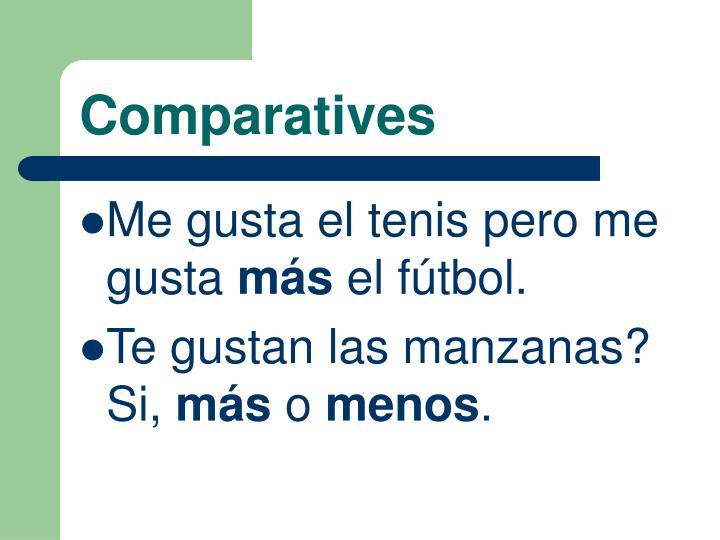 Comparatives2