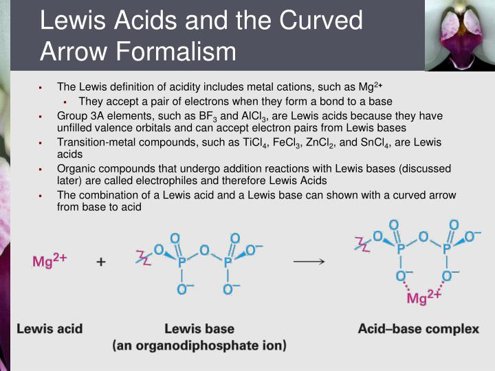Lewis Acids and the Curved