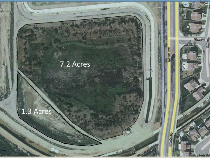 7.2 Acres