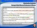 keberhasilan kerjasama strategis global menurut perlemutter heenan
