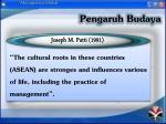 pengaruh budaya1