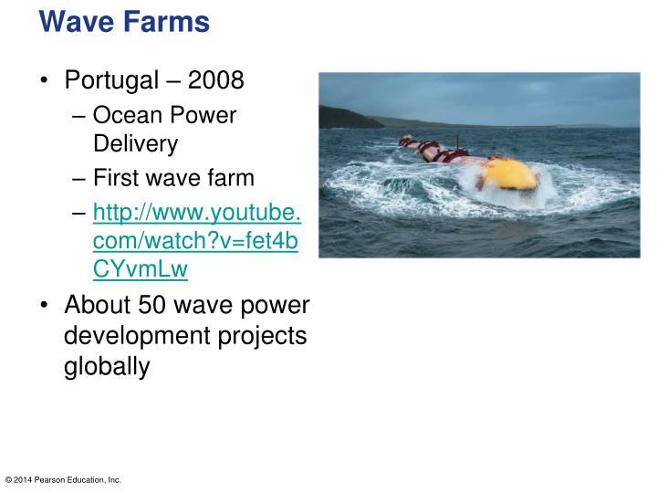 Wave Farms