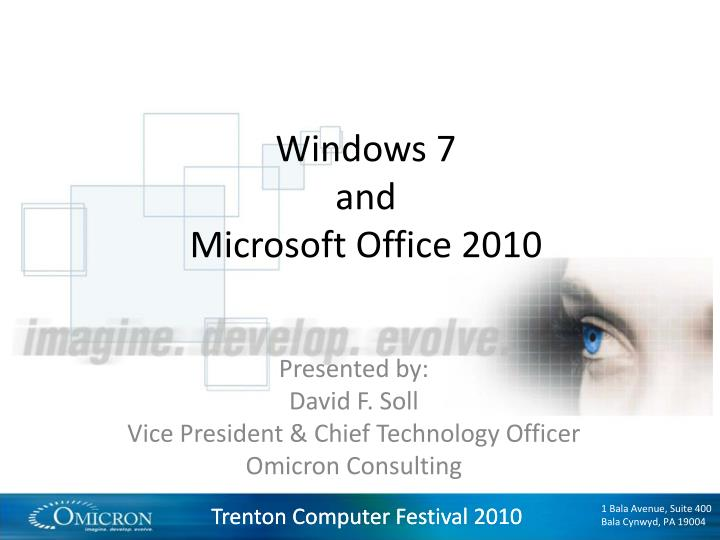 windows 7 and microsoft office 2010 n.