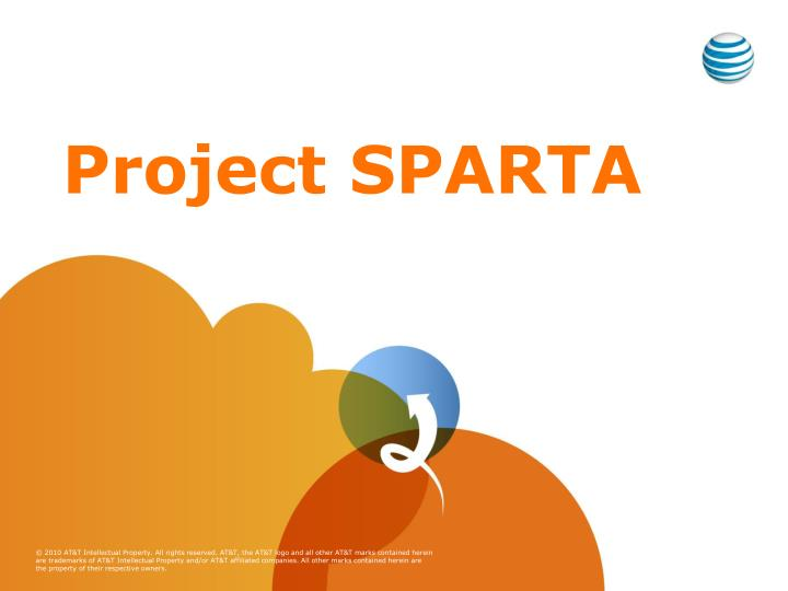 project sparta n.