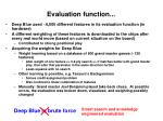 evaluation function1