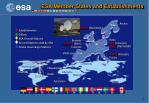 esa member states and establishments