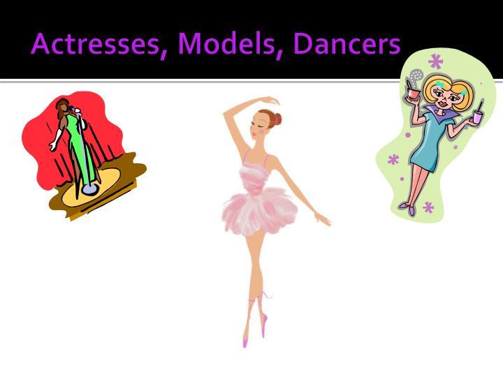Actresses,