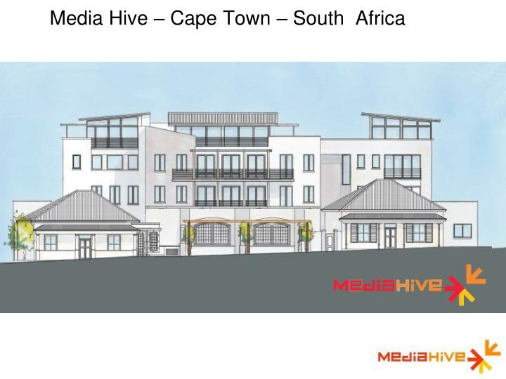 Media hive cape town south africa