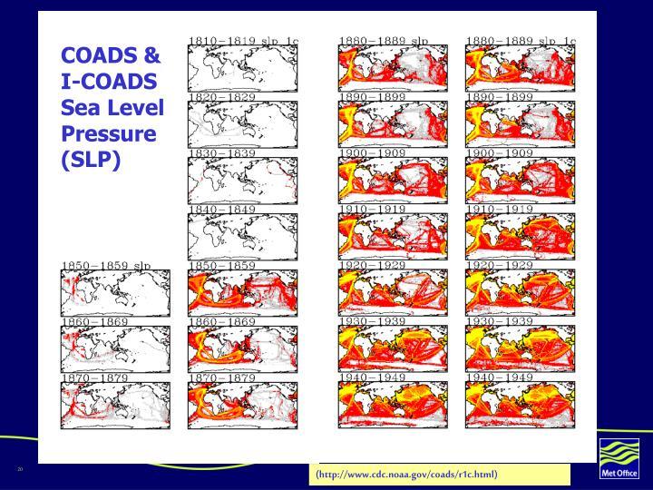 COADS & I-COADS