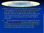 graduations broadcast online