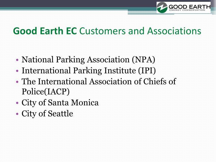 Good Earth EC