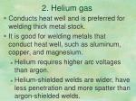 2 helium gas