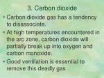 3 carbon dioxide1