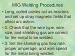 mig welding procedures1
