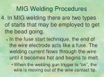 mig welding procedures2