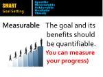 smart goal setting1