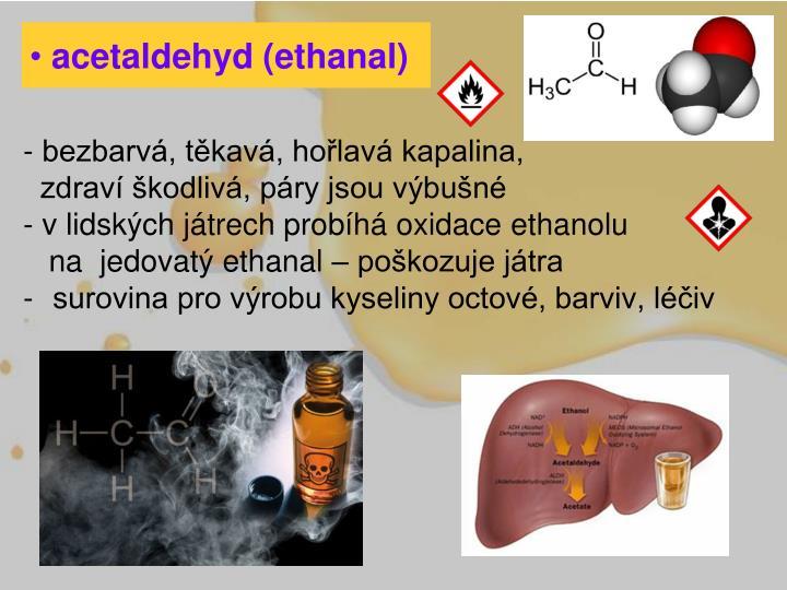 acetaldehyd (