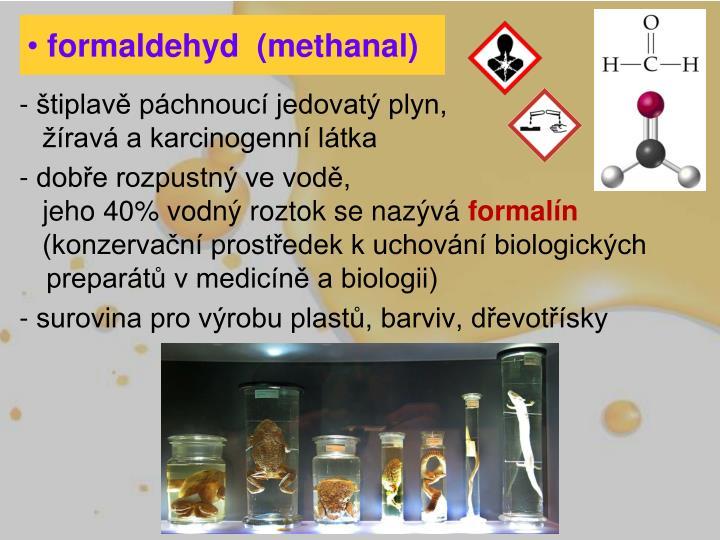 formaldehyd  (