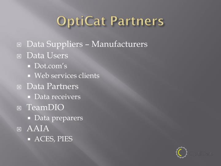 OptiCat Partners