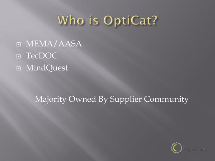 Who is opticat
