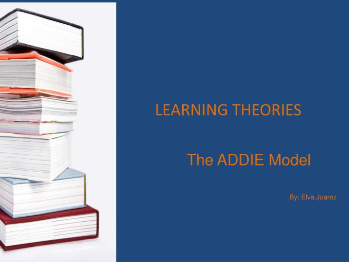 learning theories n.