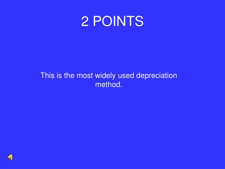 2 POINTS