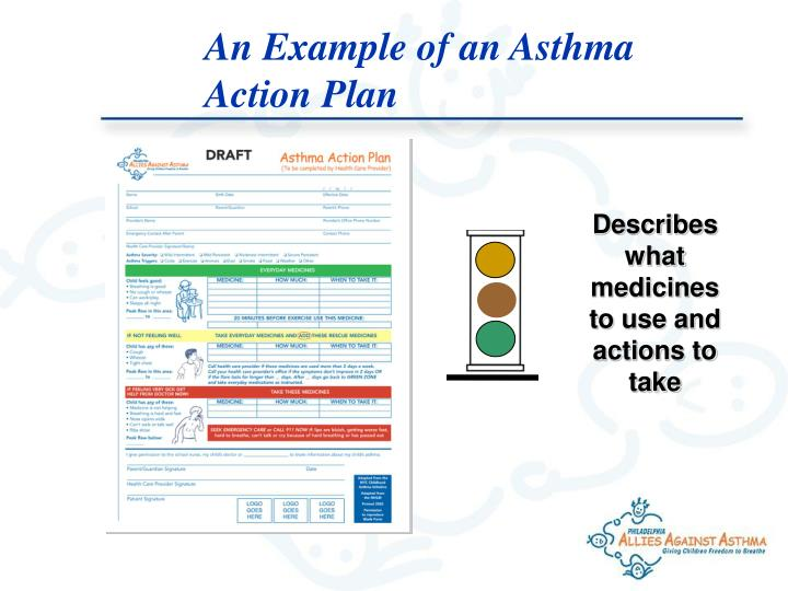 An Example of an Asthma