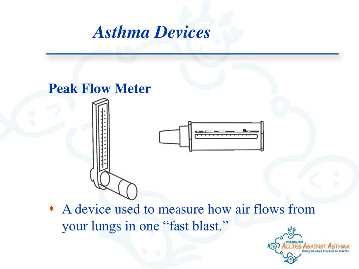 Asthma Devices