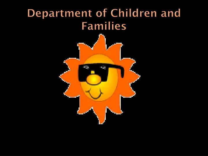 department of children and families n.