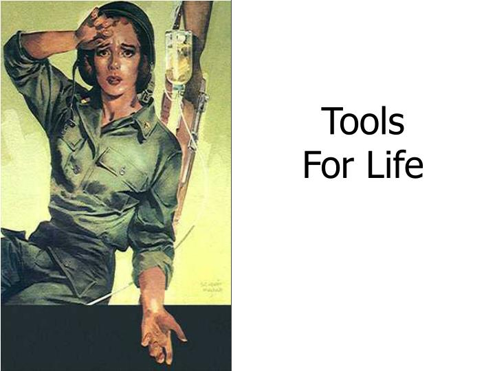 tools for life n.