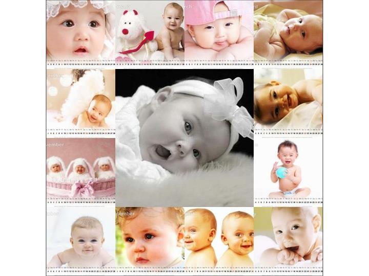 Cute babies computer 2011