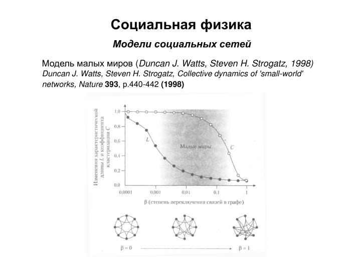 Социальная физика