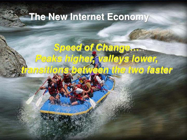 The New Internet Economy