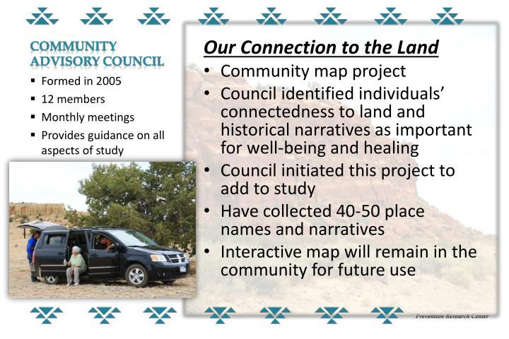 Community advisory Council