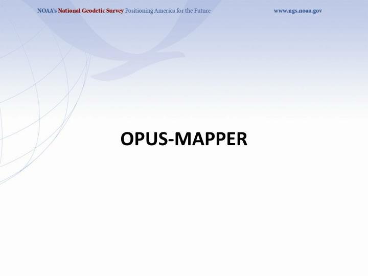 OPUS-