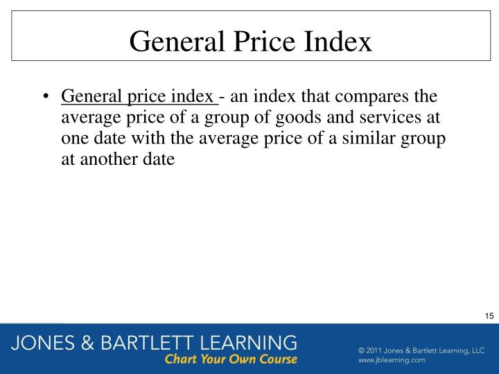 General price index