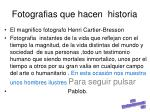 fotografias que hacen historia