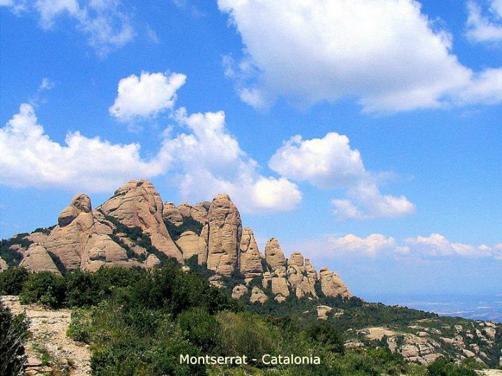 Montserrat - Catalonia