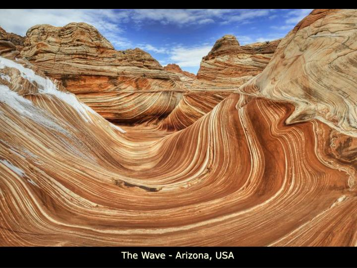The Wave - Arizona, USA
