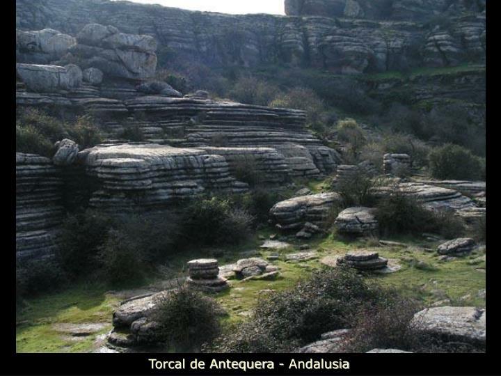 Torcal de Antequera - Andalusia
