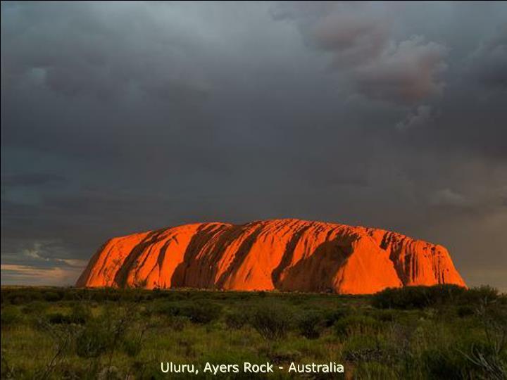 Uluru, Ayers Rock - Australia