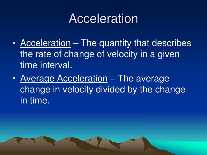 Acceleration1