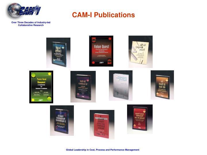 CAM-I Publications
