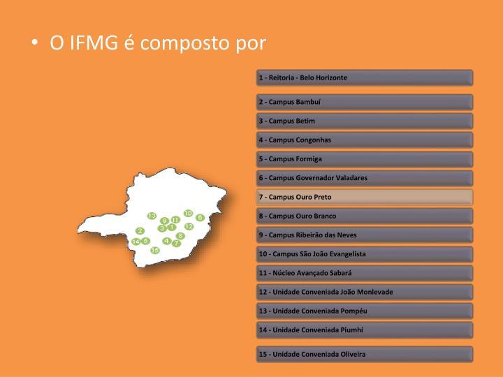 O IFMG