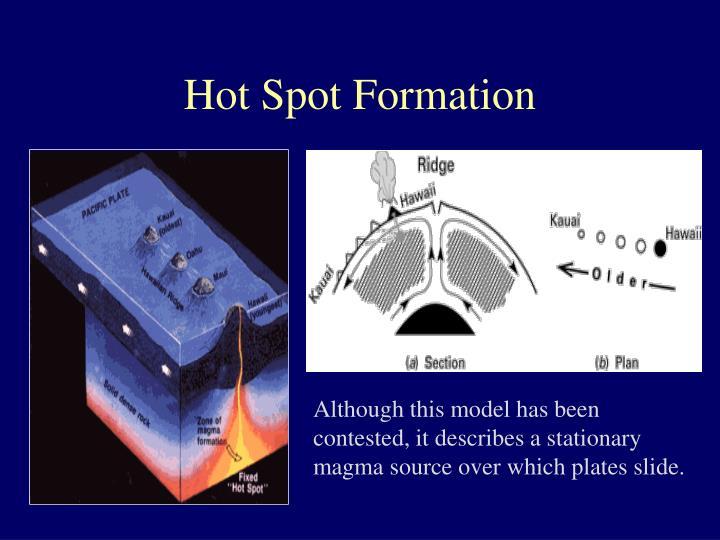 Hot Spot Formation