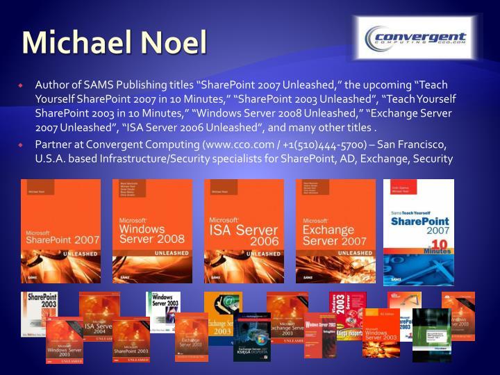 Michael noel